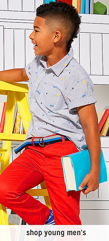 Back to school | shop young mens