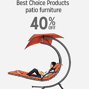 40% off and more on Best Choice Products patio furniture