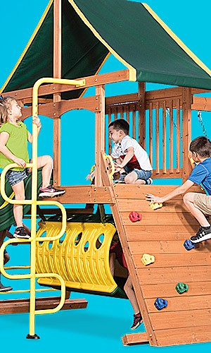 Featured swing sets up to 30% off
