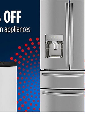 50% off on select kitchen appliances
