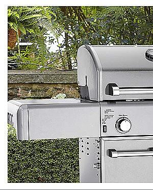 Kenmore Elite 3-Burner Dual-Fuel Gas Grill $799.99