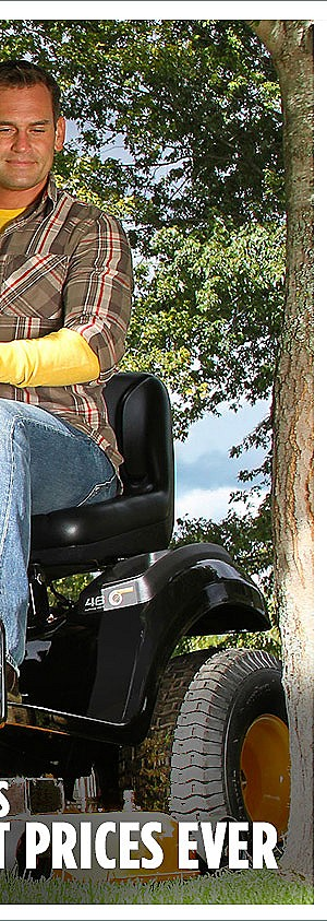 26 Lawn Mowers & Riding Mowers
