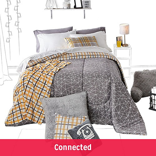 FIND YOUR DORM STYLE | Connected