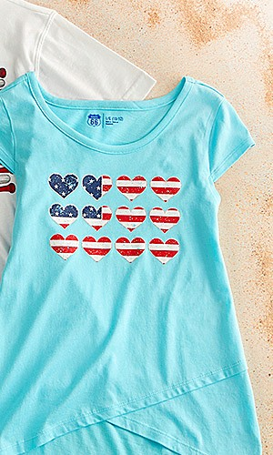 Americana clothing for the family