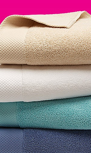 Cannon bath towels, 25% off