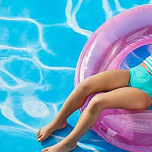 Pools up to 25% off