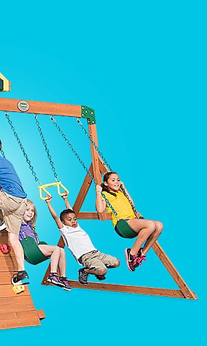 Swingsets, up to 30% off