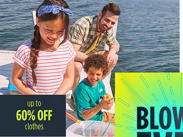 Summer Blowout Event | Up to 60% off clothes