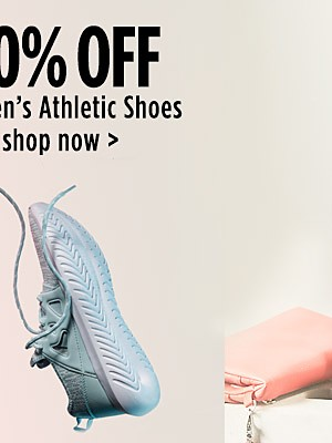 20% off Women's Athletic Shoes & Sneakers