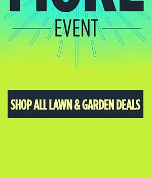 Shop all lawn & garden deals