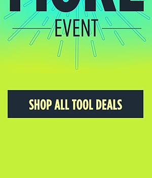 Shop all tool deals