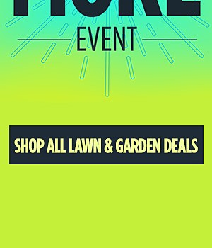 Shop all lawn & garden deals