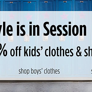 Shop Boys' Clothing