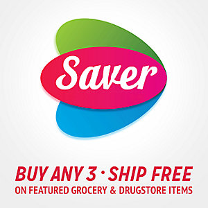 BUY 3 - SHIP FREE | Savers
