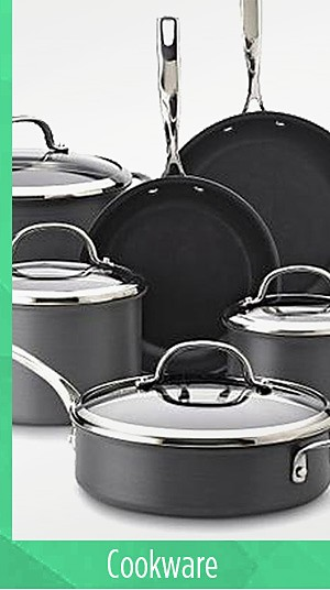 Spend $300 on Kenmore cookware  get $300 cashback