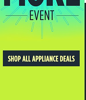 Shop All Appliance Deals