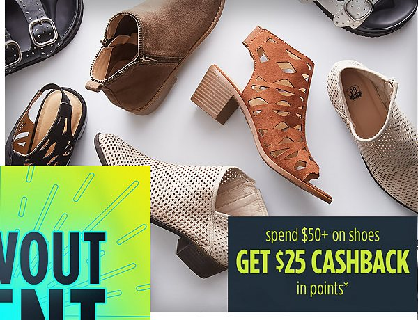 Summer Blowout Event | Spend $50+ on shoes