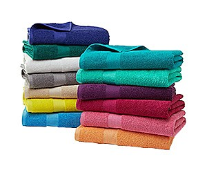 Bath towels up to 50% off