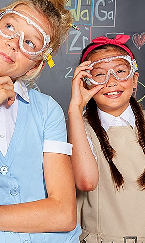 Kids' school uniforms 30% off