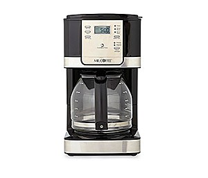 Mr. Coffee coffee makers, up to 30% off