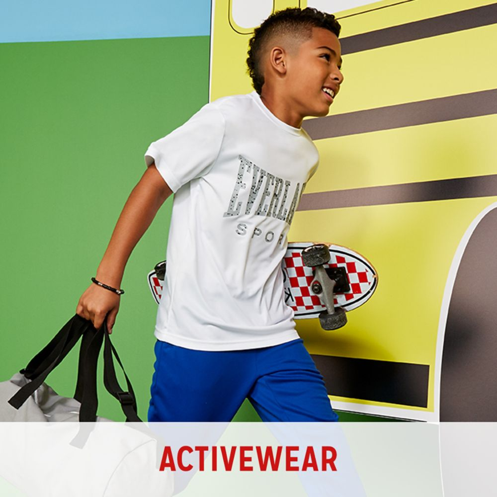 Boys' Activewear