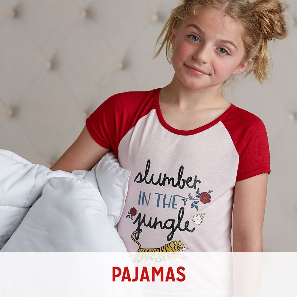 Girls' Pajamas