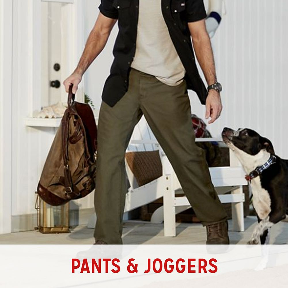Men's Pants & Joggers