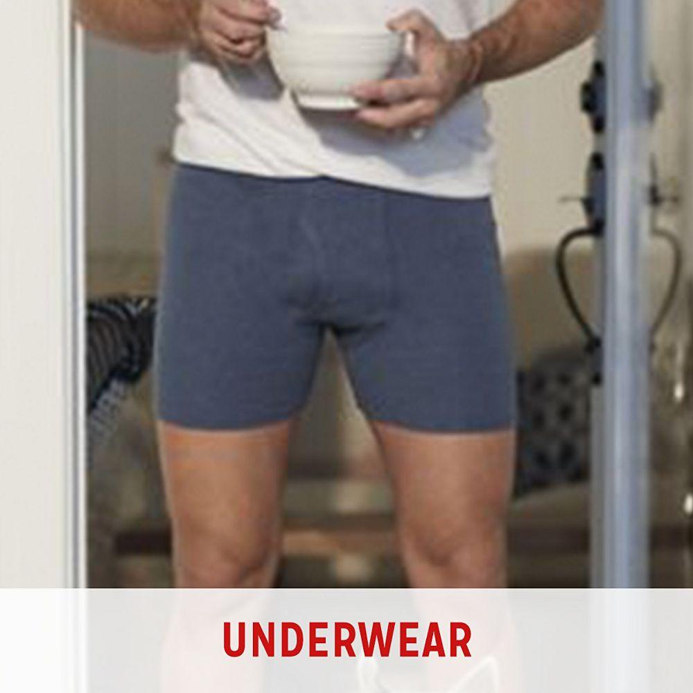 Big & Tall Underwear