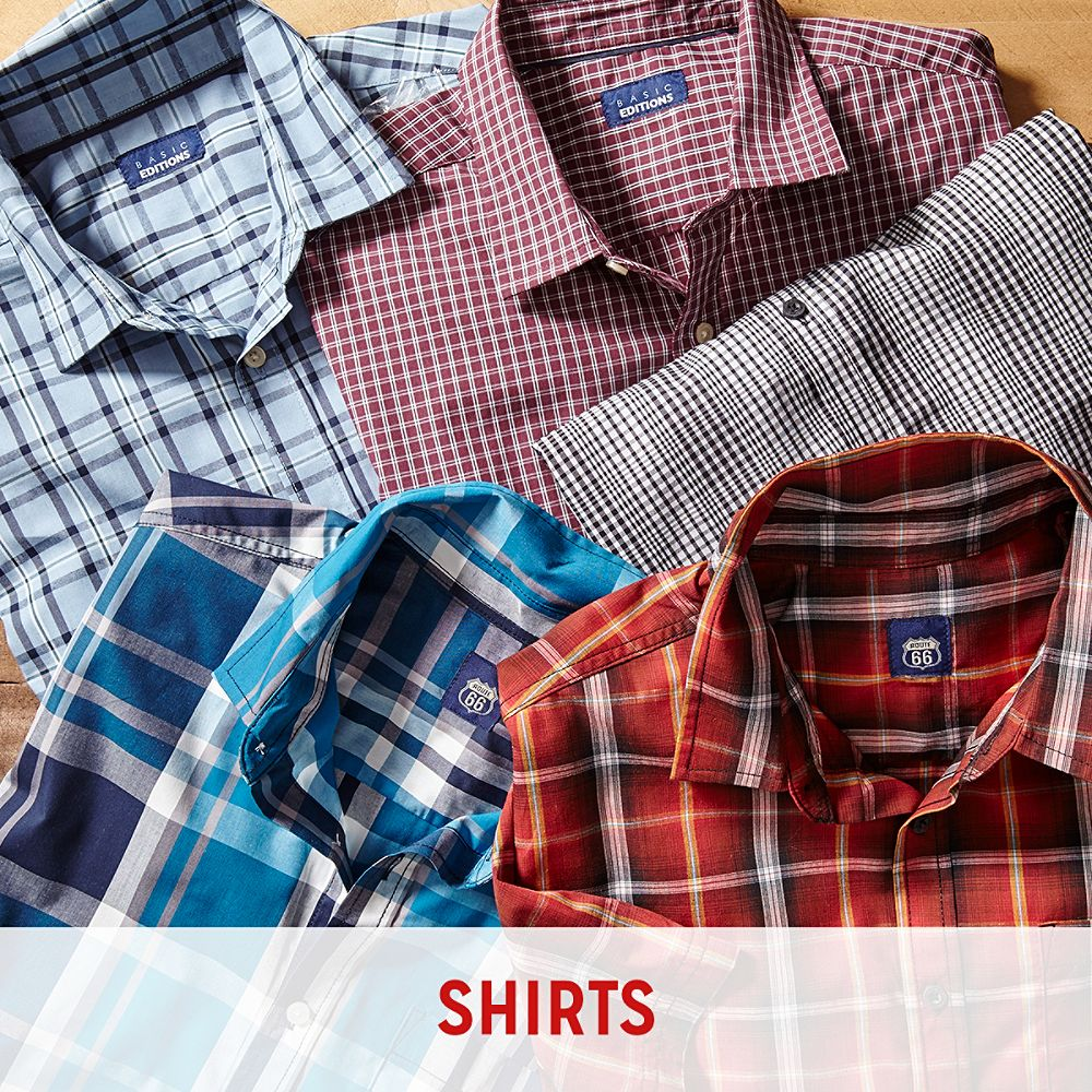 Young Men's Shirts