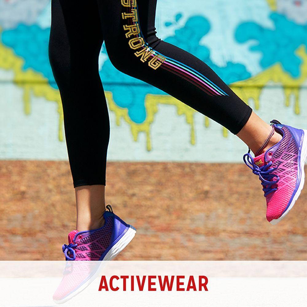 Juniors Activewear