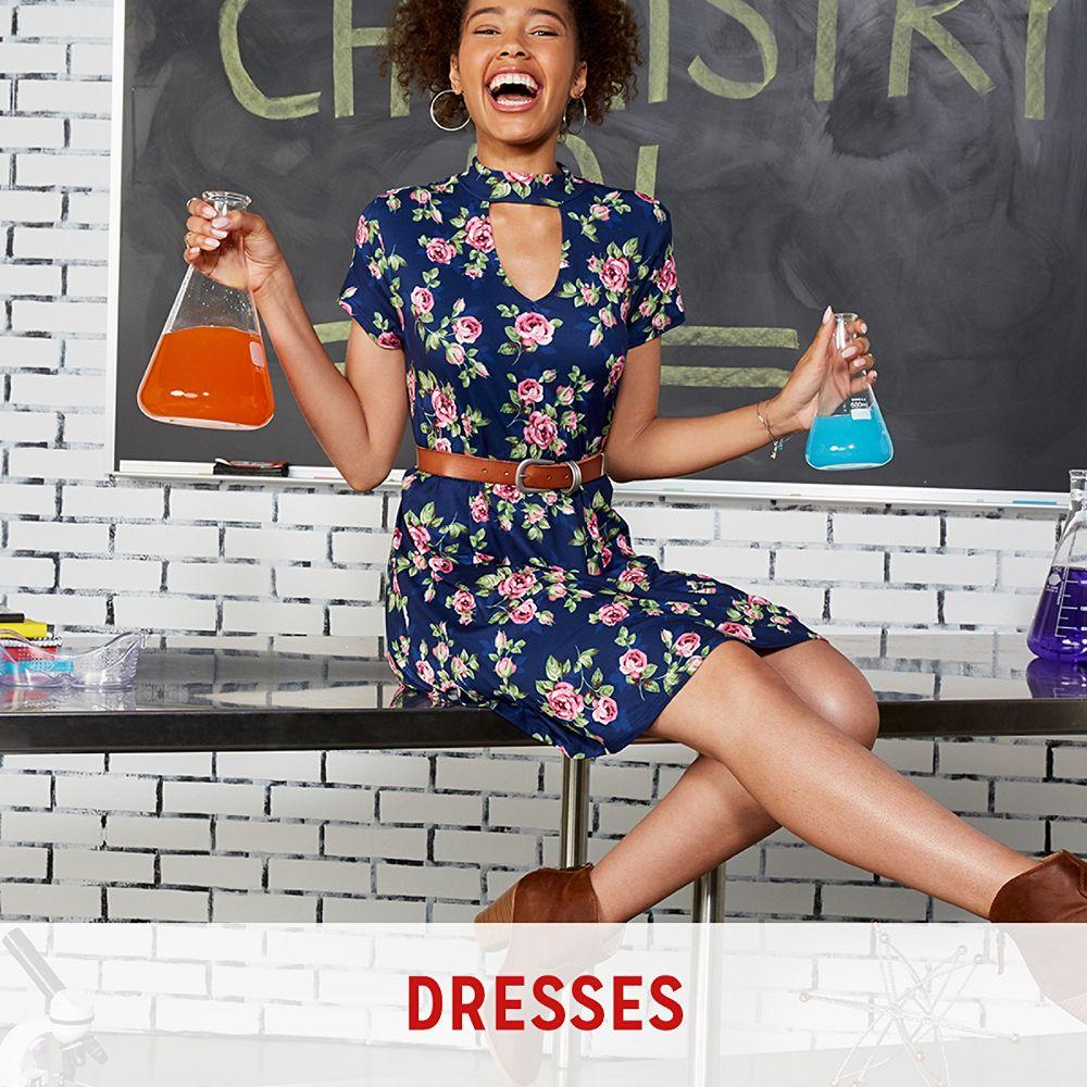 Juniors Dresses