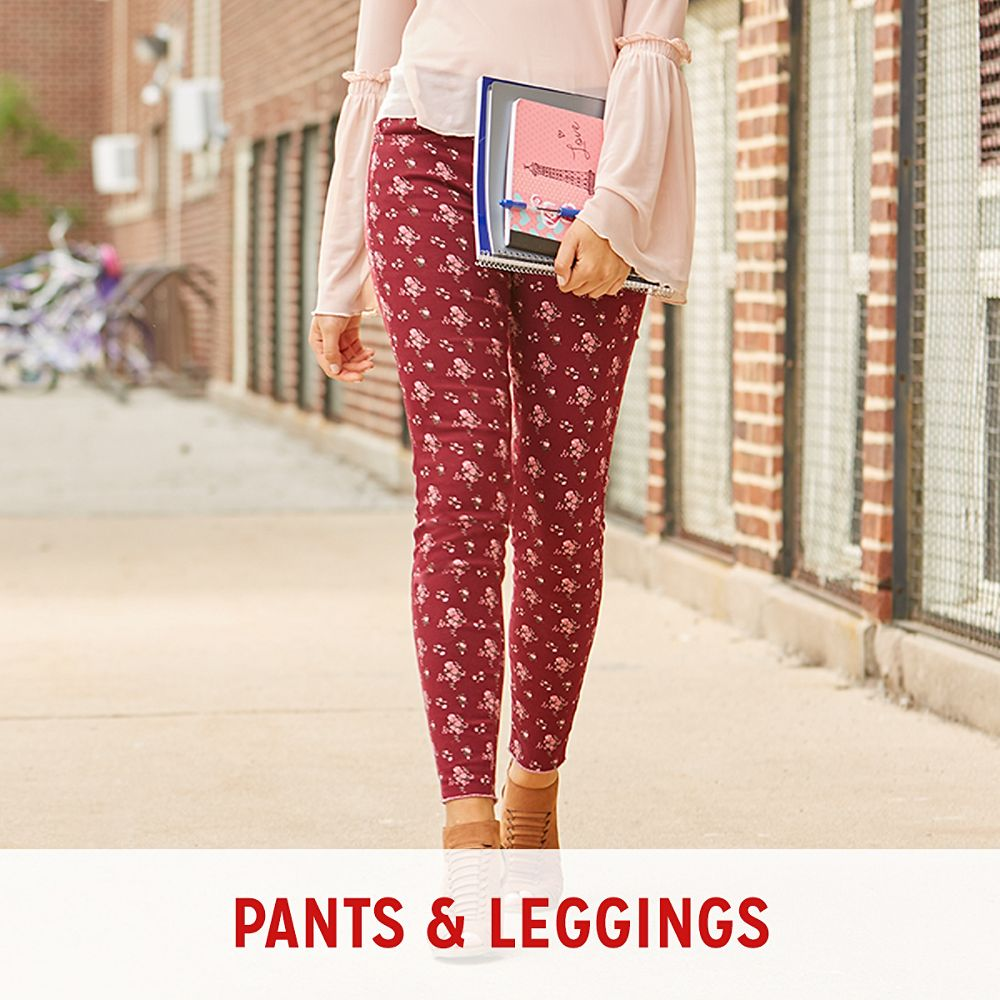 Juniors Pants & Leggings