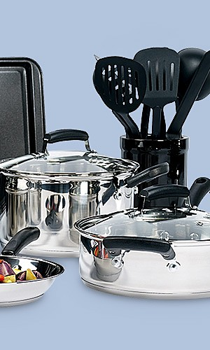 featured Essential Home cookware up to 20% off