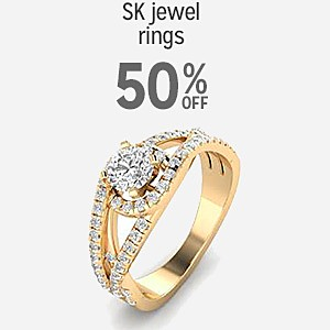 50% off SK Jewel rings