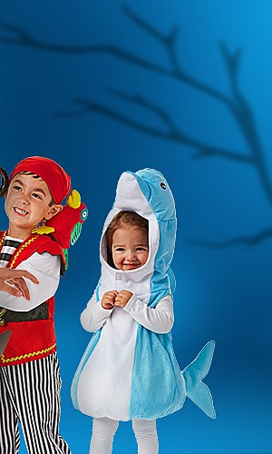 Halloween costumes & capes up to 20% off