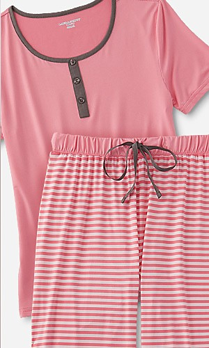 Women's Pajamas and Robes 20% off