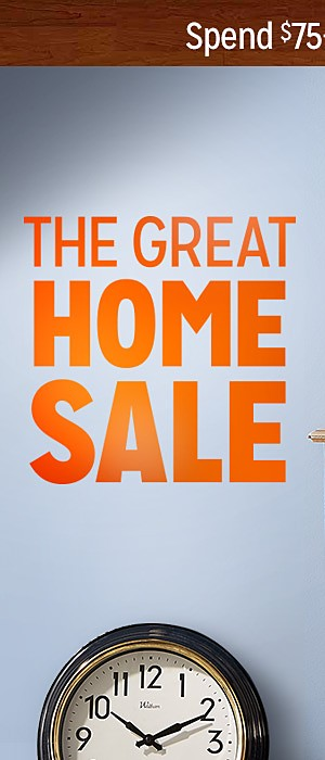 The Great Home Sale