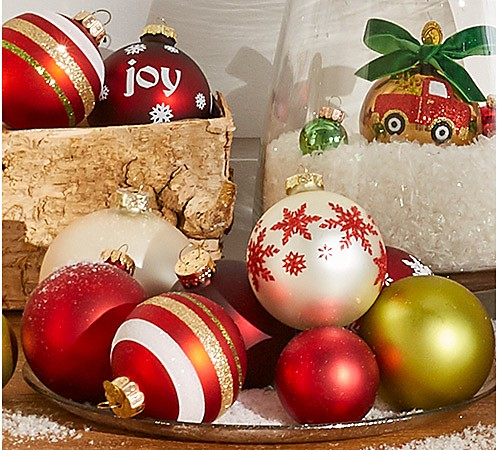 ornaments - Joy Christmas Decoration