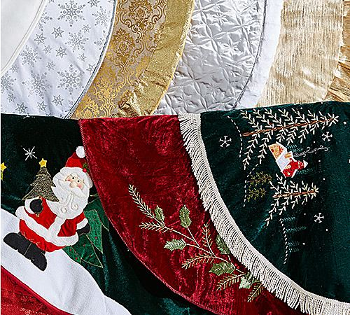tree skirts - Cheap Christmas Tree Decorations