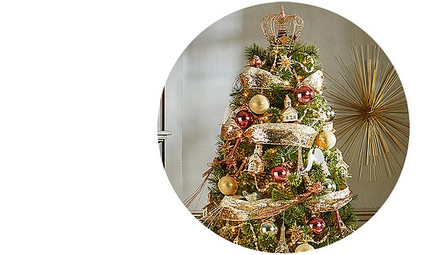 Golden Radiance - Christmas Decorations - Kmart