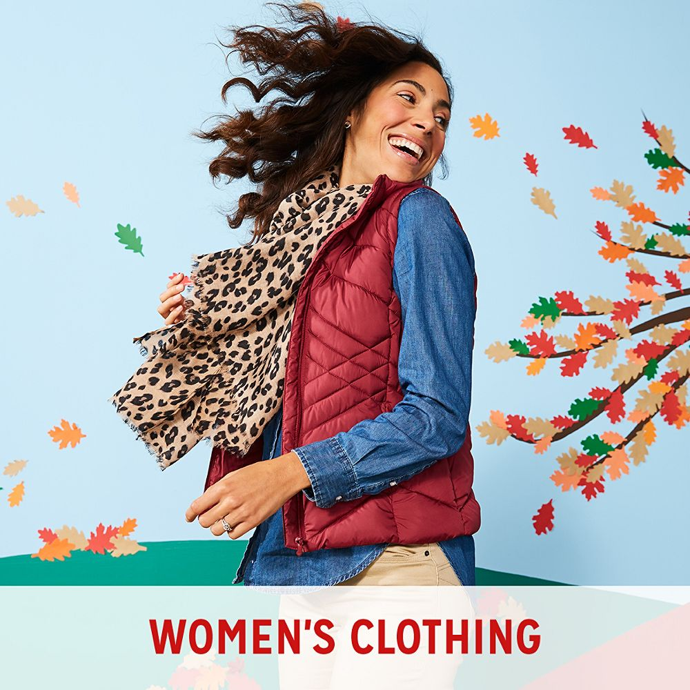 Clothing Apparel Kmart