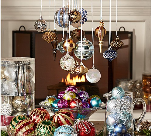 shop christmas ornaments