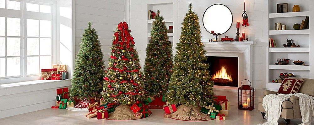Shop Christmas Trees - Christmas Decorations €� Christmas Decor At Sears