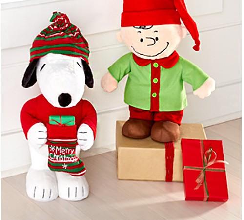 Shop Christmas Stuffed Animals & Plush