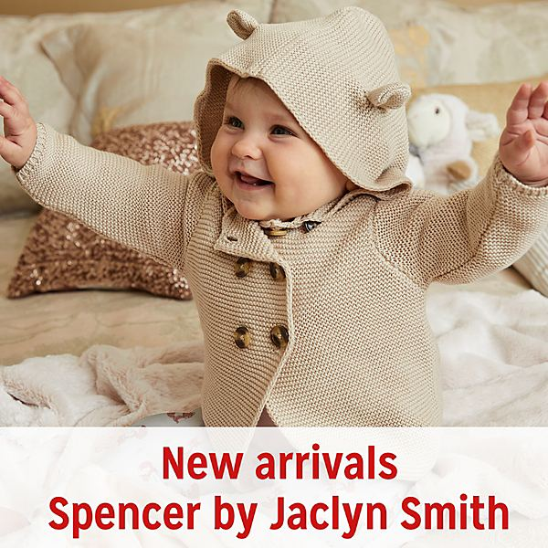 New arrivals Spencer by Jaclyn Smith