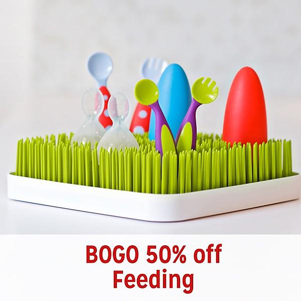 BOGO 50% off Feeding