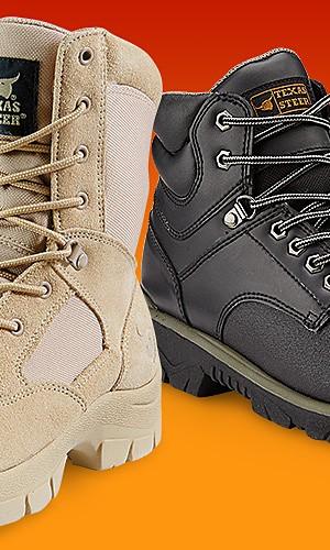 Men's work boots under $40