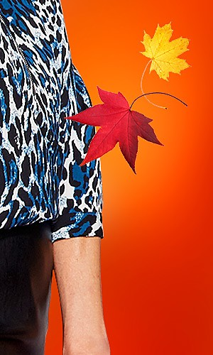 Women's fall fashions, up to 40% off