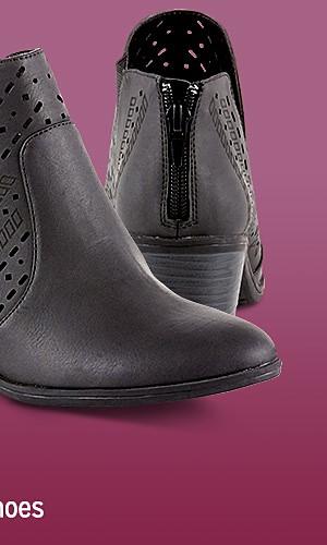 BOGO 50% off women's & kids' fashion shoes