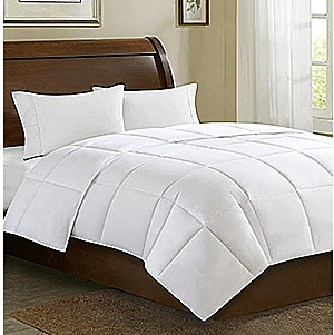Down alternative comforters, up to 30% off